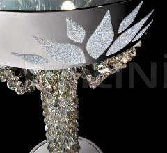 Итальянские настольные светильники - Настольная лампа 0150L01 фабрика Beby Group