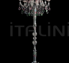 Итальянские торшеры - Торшер 0130P01 White Flowers фабрика Beby Group