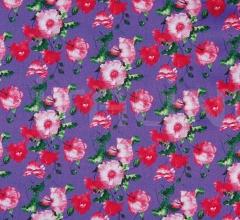 Настольная лампа 0130L01 Violet Flowers фабрика Beby Group