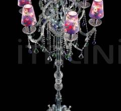 Торшер 0130P01 Violet Flowers фабрика Beby Group