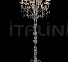 Итальянские торшеры - Торшер 0130P01 Golden Rose фабрика Beby Group
