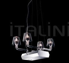 Итальянские подвесные светильники - Подвесной светильник 0140B06 фабрика Beby Group