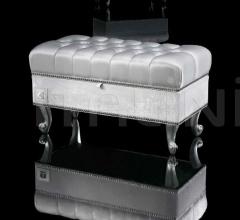Итальянские пуфы - Пуф 0121U04 White фабрика Beby Group