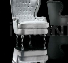 Кресло 0124R01 White фабрика Beby Group
