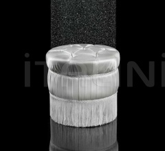 Итальянские пуфы - Пуф 0121U01 White фабрика Beby Group