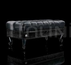Итальянские гостиная - Пуф 0121U04 Black фабрика Beby Group