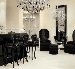 Кресло 0121R01 Black фабрика Beby Group