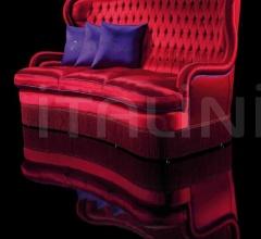 Итальянские гостиная - Трехместный диван 0124V01 Red фабрика Beby Group
