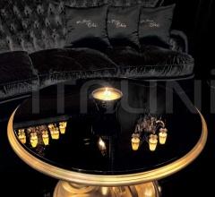 Итальянские гостиная - Кофейный столик 0121T04 Gold фабрика Beby Group