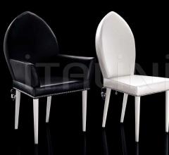 Итальянские стулья, табуреты - Стул с подлокотниками 5250R02 фабрика Beby Group