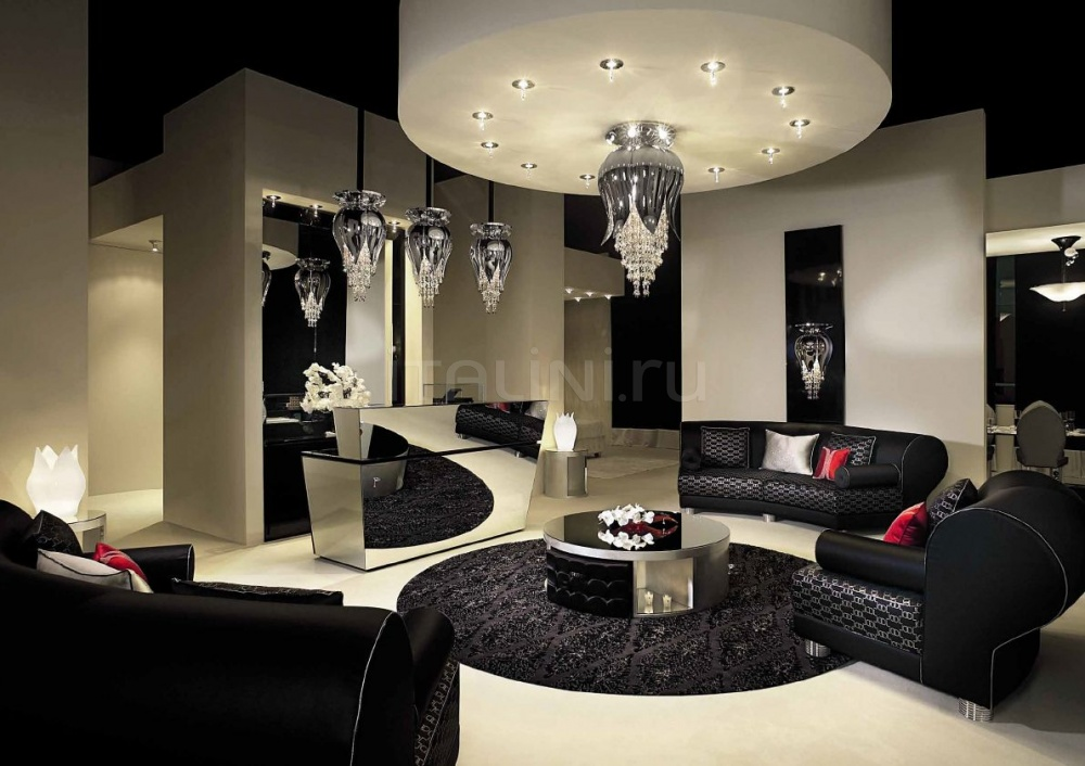 Потолочная лампа 5200B10 Diamond Beby Group