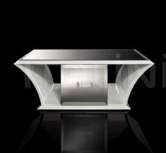 Итальянские гостиная - Журнальный столик 5200T01 Silver фабрика Beby Group