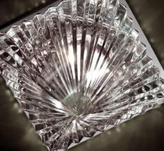 Итальянские потолочные светильники - Потолочная лампа 5100F02 фабрика Beby Group