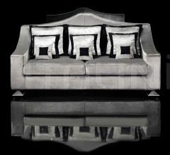 Итальянские диваны - Диван 5500V01 Grey фабрика Beby Group
