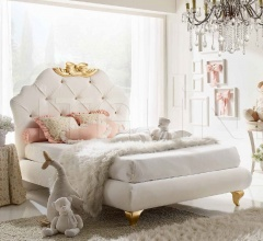 Итальянские кровати - Кровать LL90X фабрика Ferretti & Ferretti