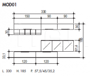 Модульная система MOD01 Sma (закрыта)