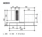 Модульная система MOD05 Sma (закрыта)