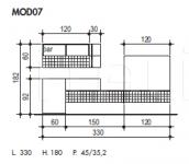 Модульная система MOD07 Sma (закрыта)