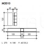 Модульная система MOD10 Sma (закрыта)