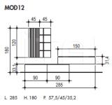 Модульная система MOD12 Sma (закрыта)