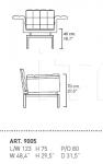 Кресло BOSS 9005 Alivar