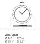 Часы AB NORMAL 9000 Alivar