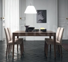 Стол обеденный 521/A Rovere Marrone фабрика FM Bottega D'Arte