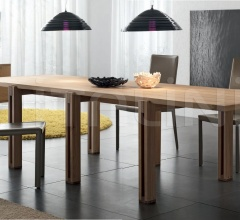 Стол обеденный 530 Rovere naturale фабрика FM Bottega D'Arte