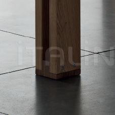 Стол обеденный 530 Rovere naturale FM Bottega D'Arte