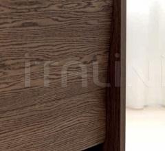 Кровать 142 Rovere marrone фабрика FM Bottega D'Arte