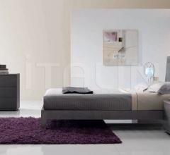 Кровать 142 Rovere grigio фабрика FM Bottega D'Arte
