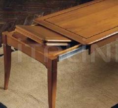 Раздвижной стол 309 Noce Biondo фабрика FM Bottega D'Arte