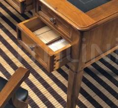Письменный стол 323 Noce Biondo фабрика FM Bottega D'Arte