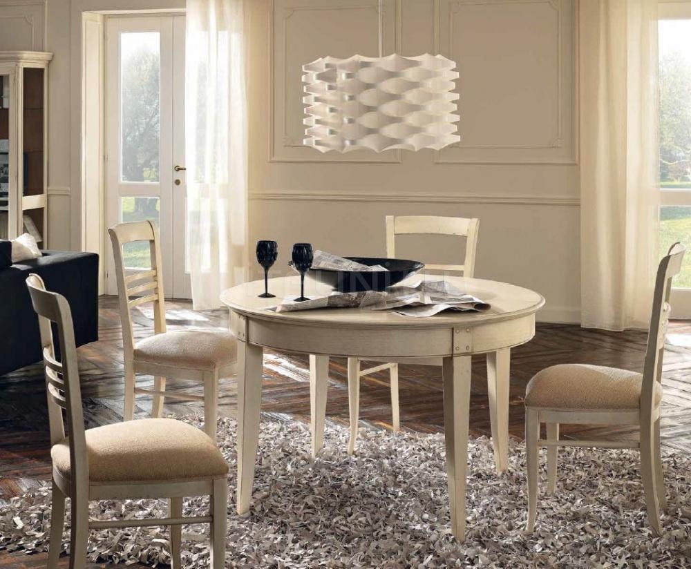 Раздвижной стол 318 Bianco Antico FM Bottega D'Arte