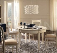 Раздвижной стол 318 Bianco Antico фабрика FM Bottega D'Arte