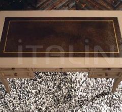 Письменный стол 322 laccato biscotto фабрика FM Bottega D'Arte