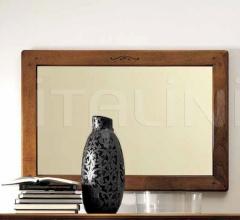 Настенное зеркало 800 Noce Biondo фабрика FM Bottega D'Arte