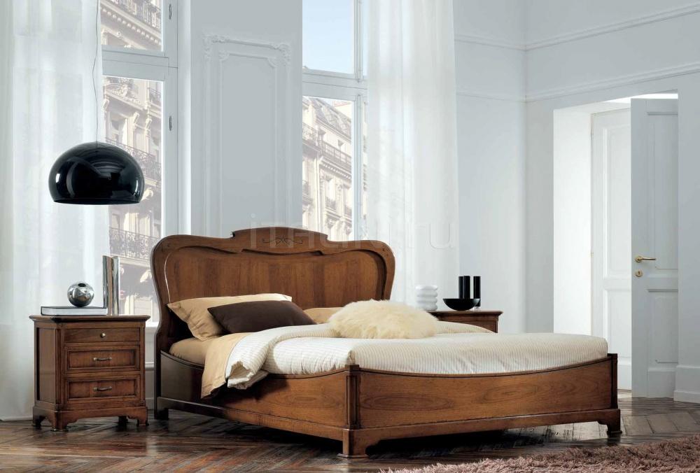 Кровать 805 Noce Biondo FM Bottega D'Arte