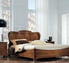 Кровать 805 Noce Biondo фабрика FM Bottega D'Arte