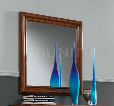 Настенное зеркало 820 Noce Biondo FM Bottega D'Arte