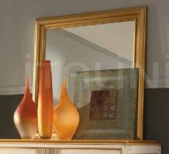 Настенное зеркало 820 Bianco/Oro фабрика FM Bottega D'Arte