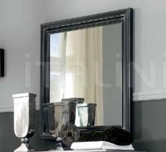 Настенное зеркало 820 Nero/Argento фабрика FM Bottega D'Arte