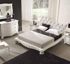Тумбочка CMD100 silver white фабрика Ferretti & Ferretti