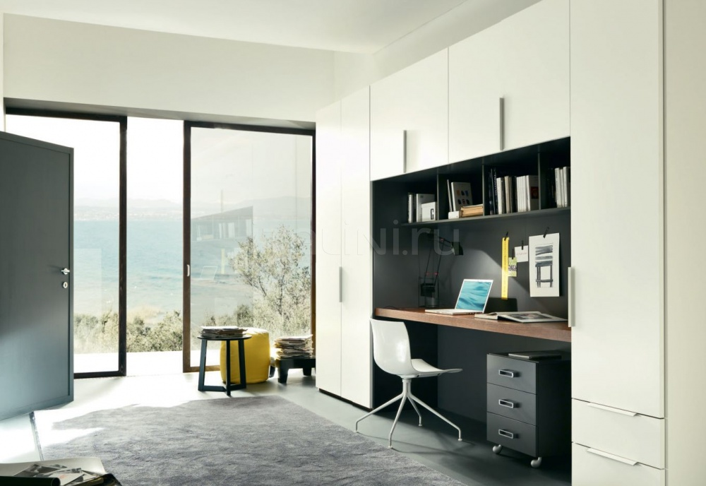 Шкаф Style Home Office Sma (закрыта)