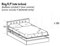 Кровать Live Sma (закрыта)