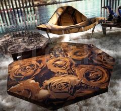 Журнальный столик City Gold фабрика Roberto Cavalli
