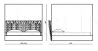 Кровать I-Wish Roberto Cavalli