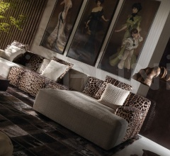 Модульный диван Hamptons A фабрика Roberto Cavalli