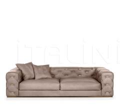 Трехместный диван Turner TUR.211.A фабрика Roberto Cavalli