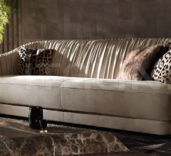 Трехместный диван Sharpei SHA.211.A фабрика Roberto Cavalli
